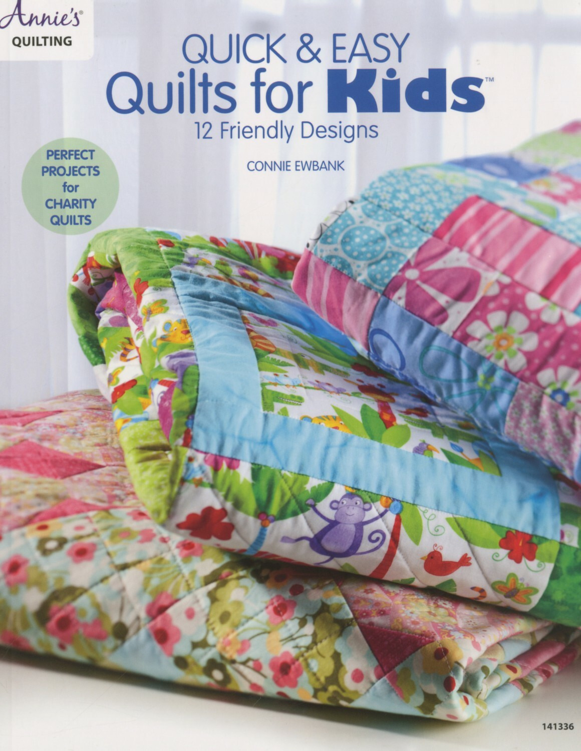 Quick & Easy Quilts for Kids Book 56156
