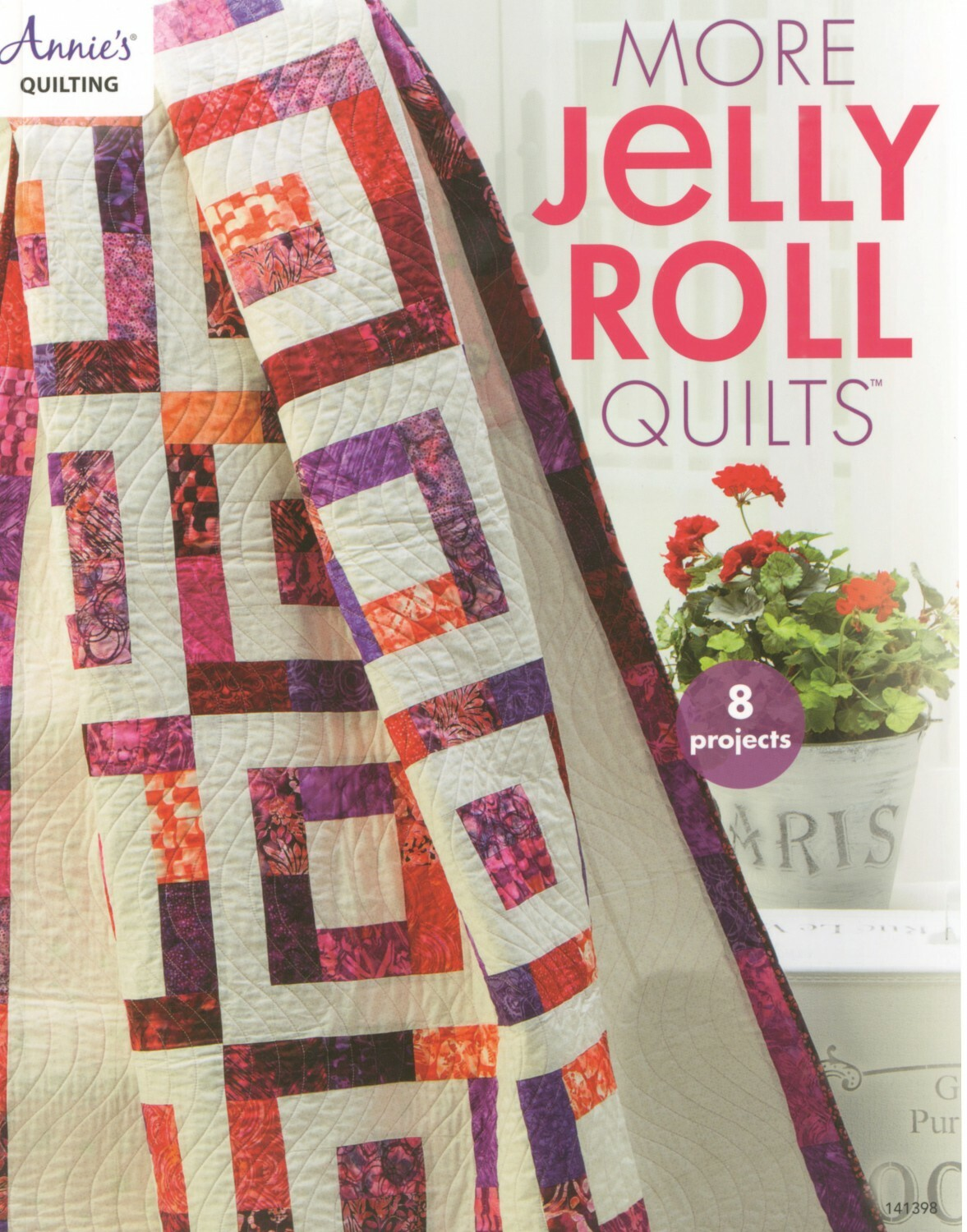 More Jelly Roll Quilts Book 56158
