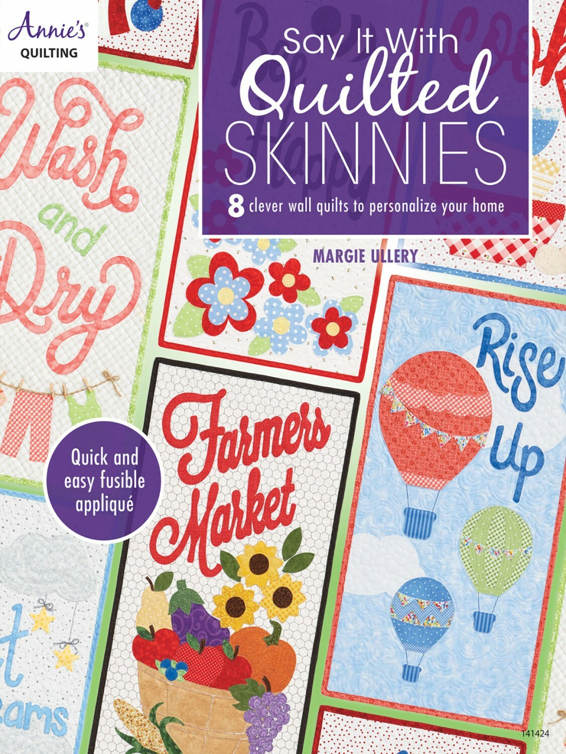 Say It With Quilted Skinnies Book 56160