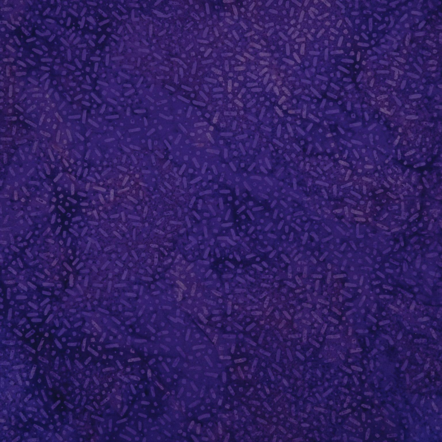 Lady Purple - Maple Maze - Batik - 1/2m cut 56217