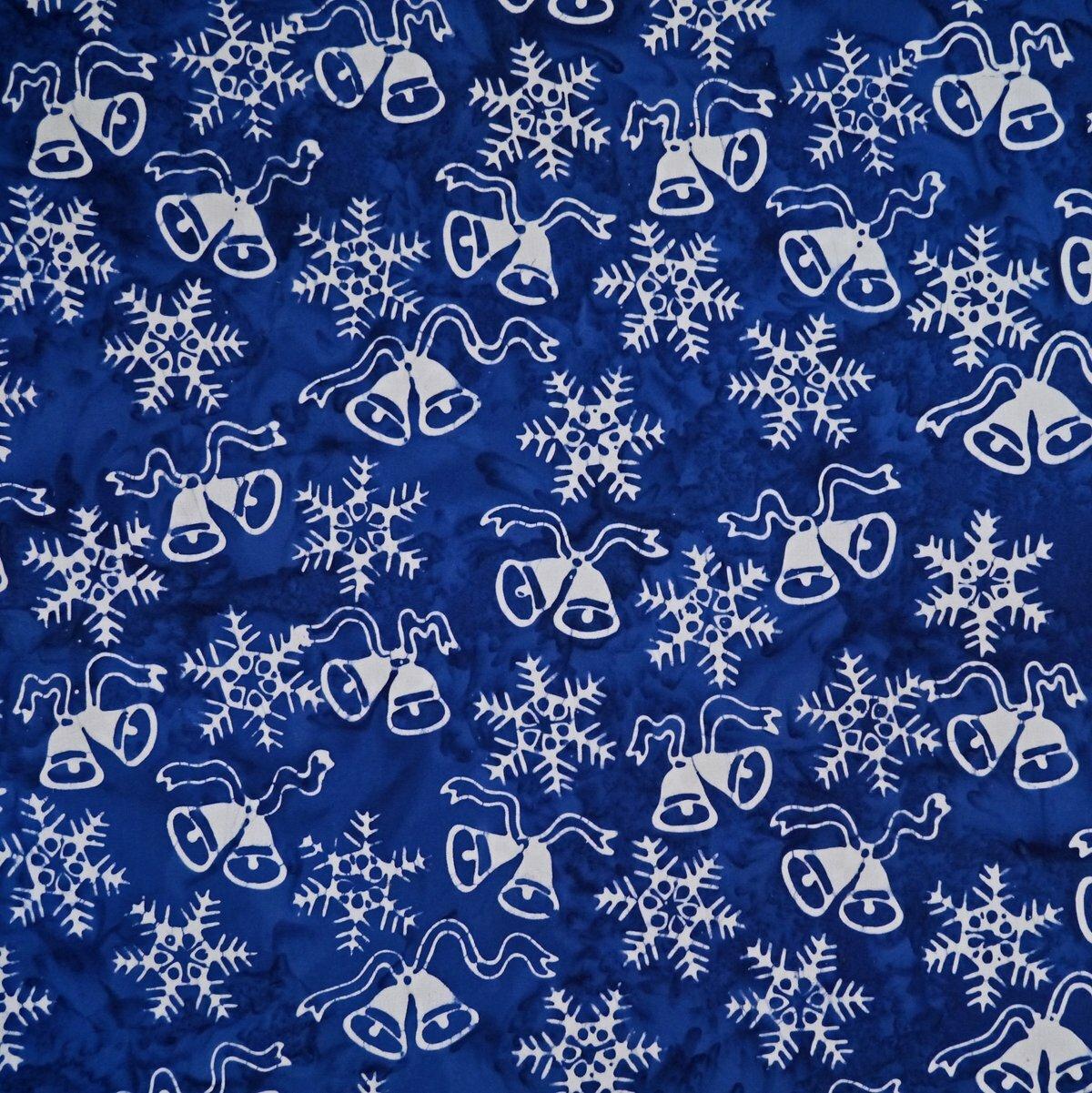 Niagara - Winter Twine - Batik - 1/2m cut 56265