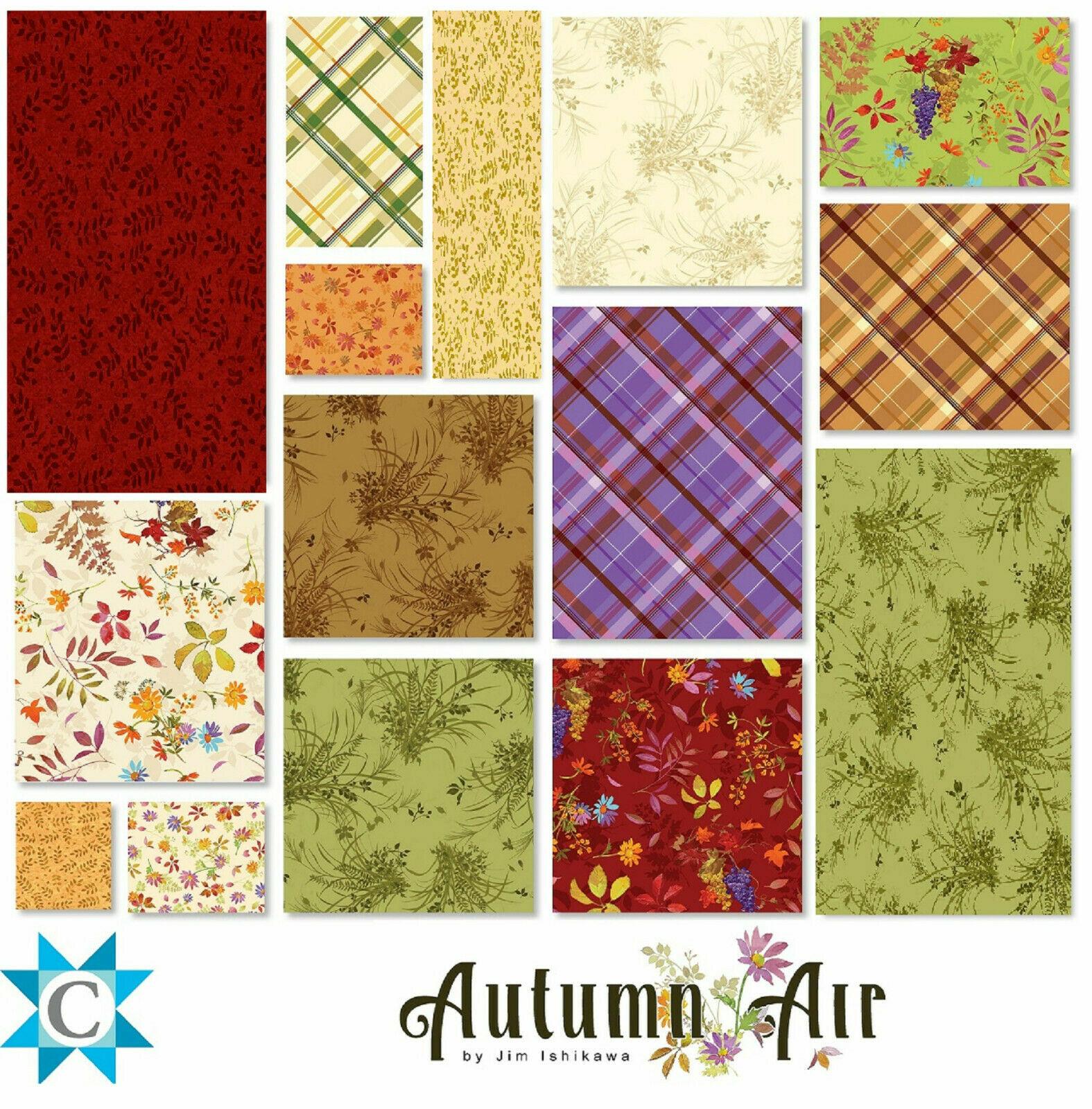 Autumn Air Charm Pack 56292