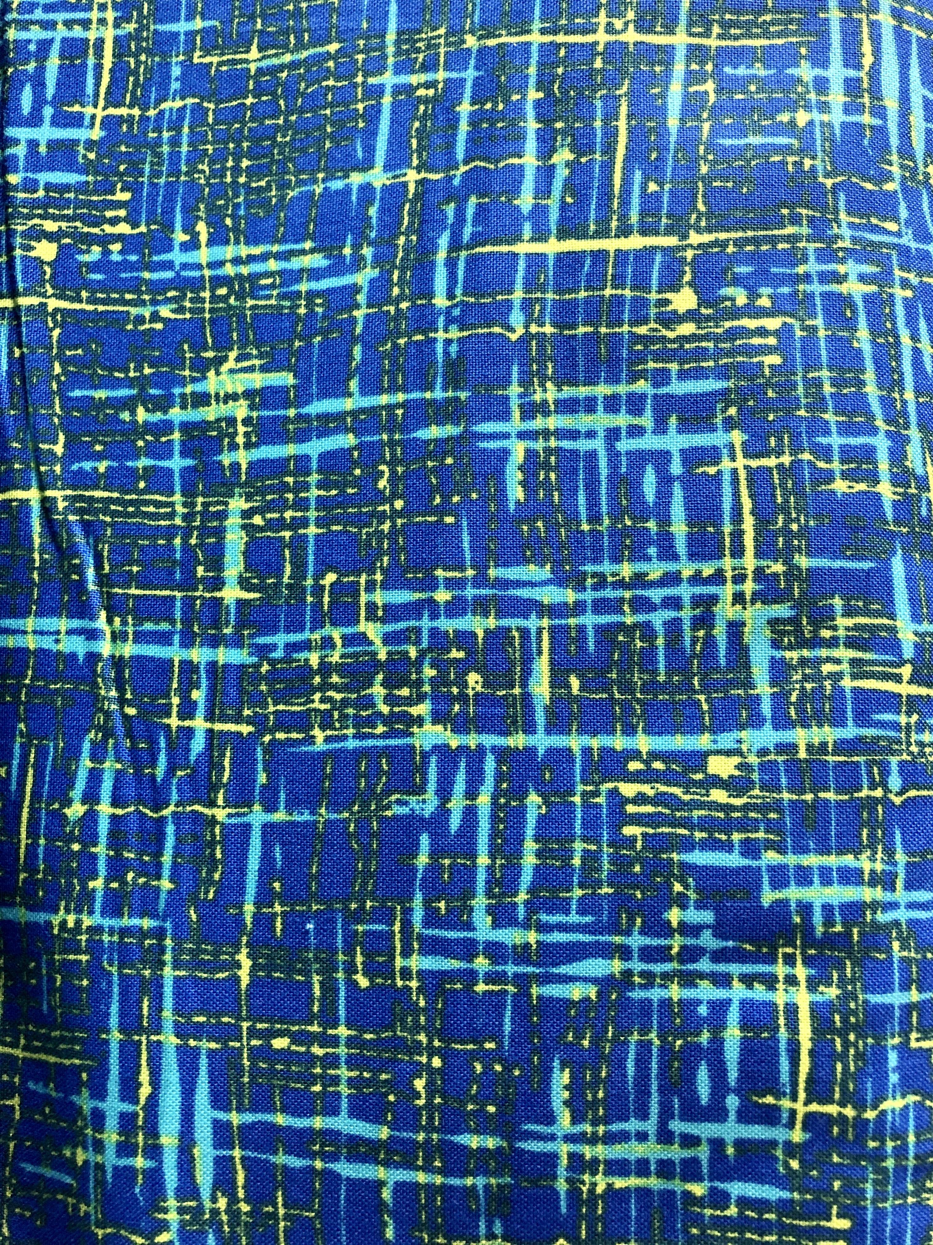 Tango - Ink & Arrow Fabrics - 1/2m cut 56364