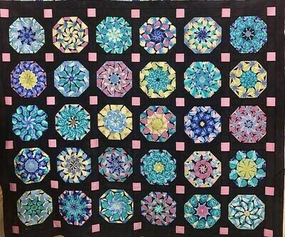 Kaleidoscope Class  - ONLINE CLASS 56378