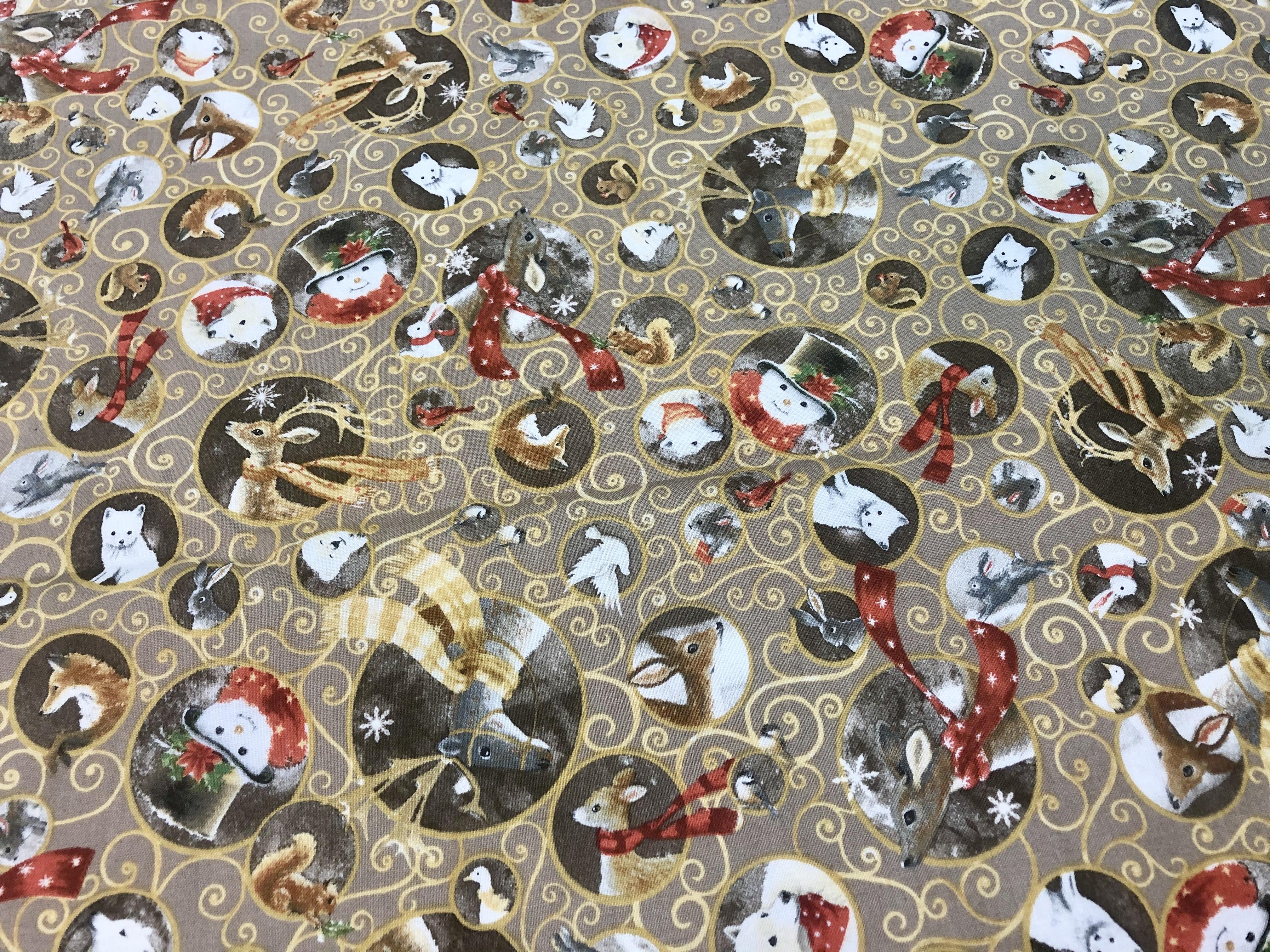 Woodland Dream - Quilting Treasures - 1/2m cut 56393