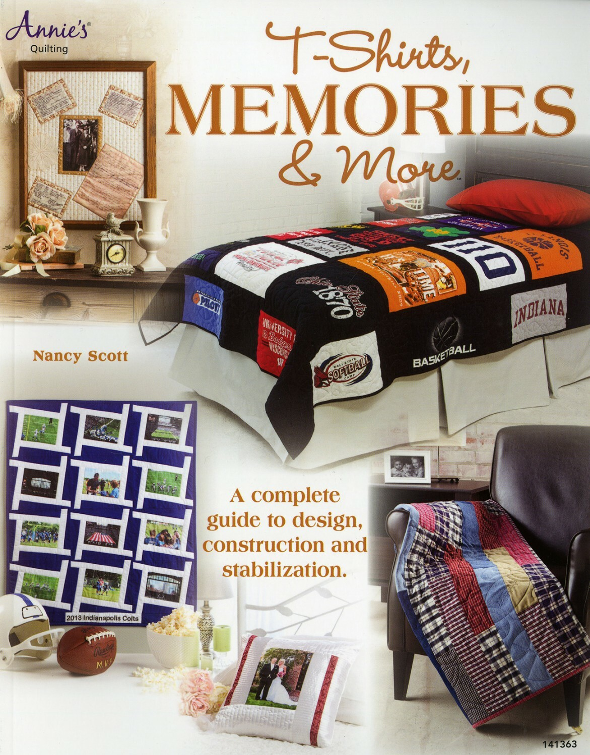 T-Shirts, Memories and More Book 56427