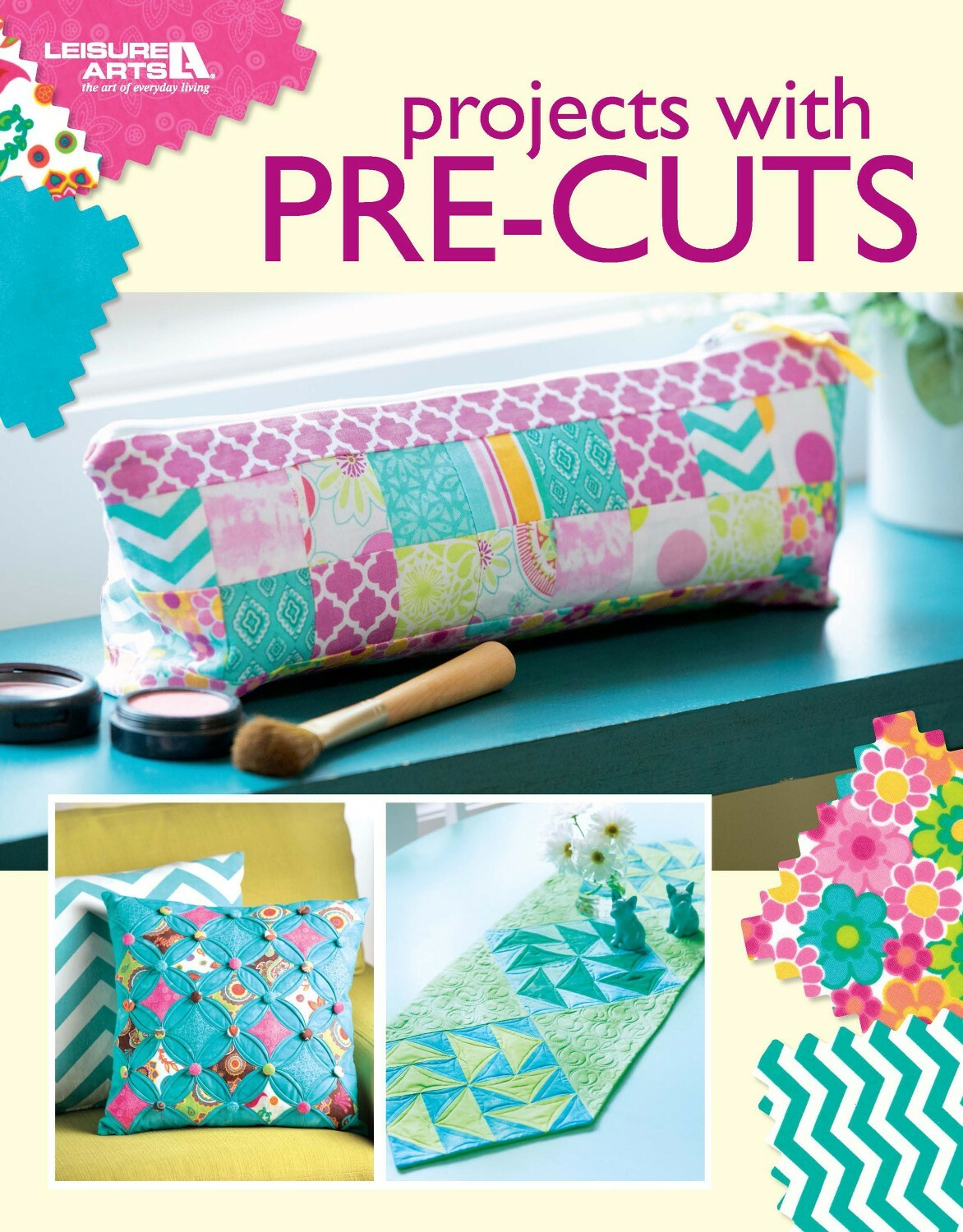 Projects with Pre-Cuts Book 56428