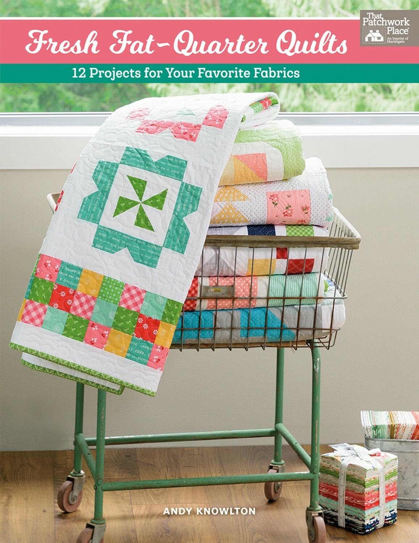 Fresh Fat Quarter Quilts 56467