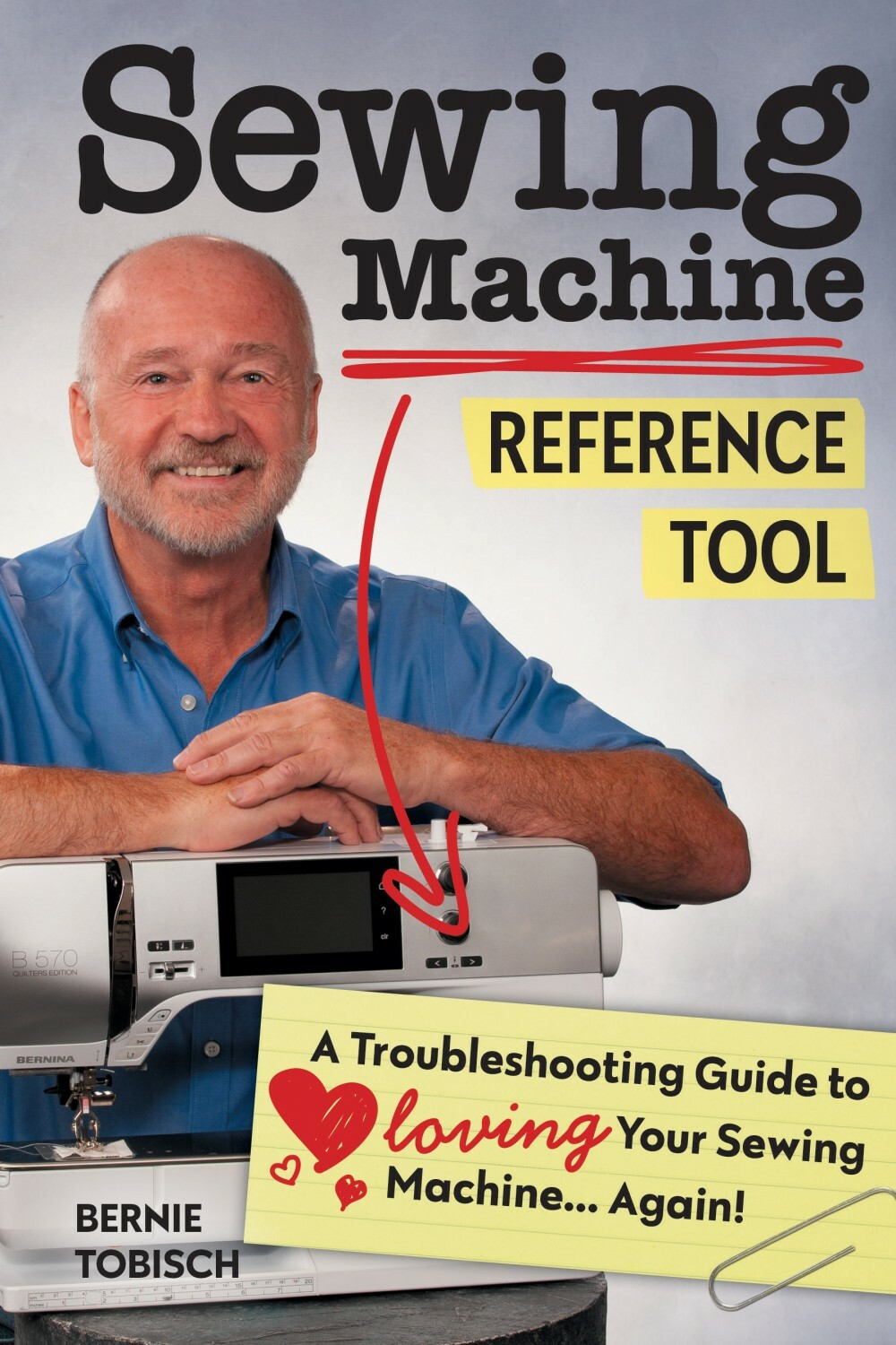 Sewing Machine Reference Tool 56465