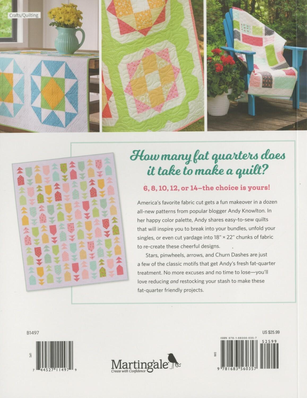 Fresh Fat Quarter Quilts