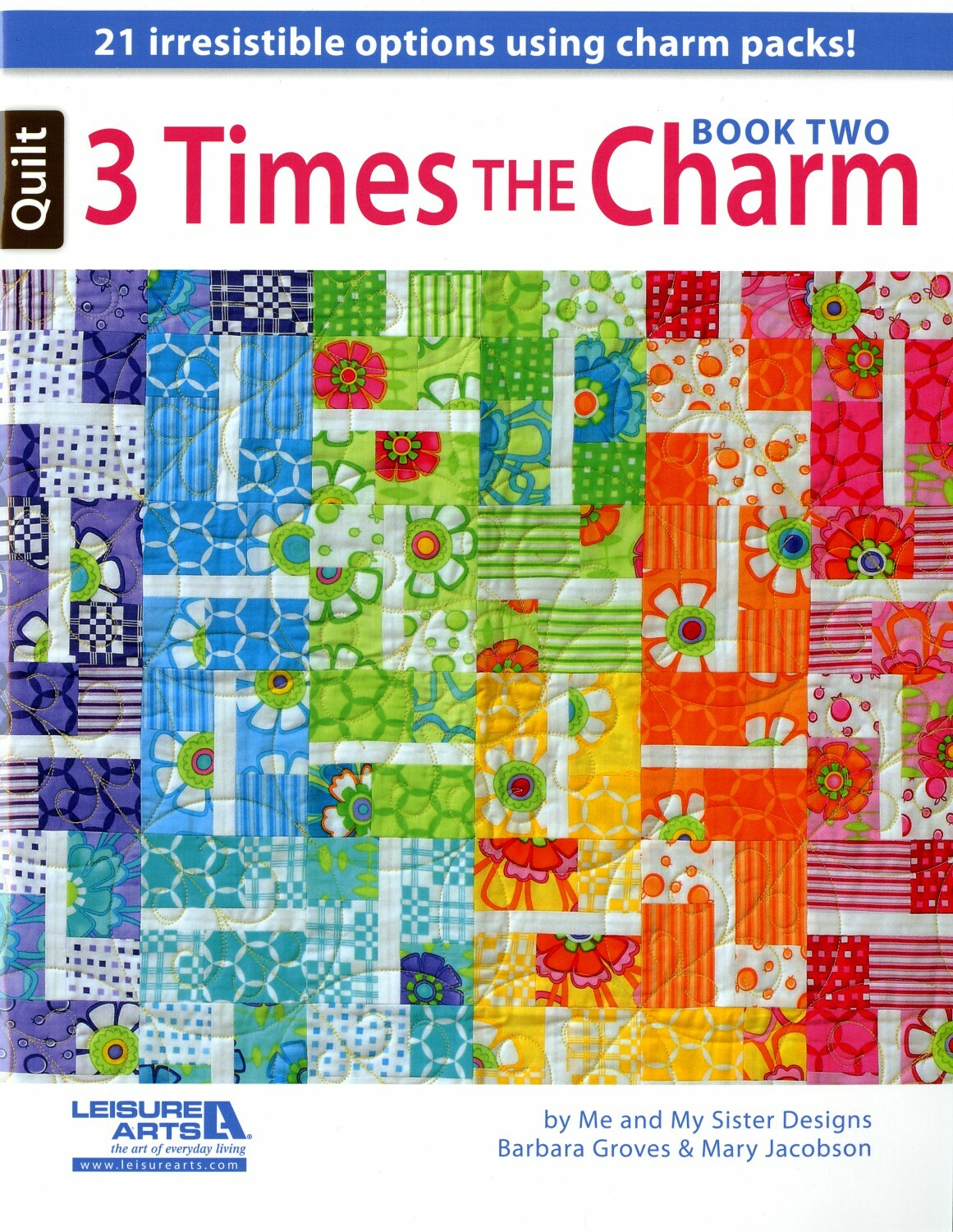 3 Times the Charm - Book 2 56468