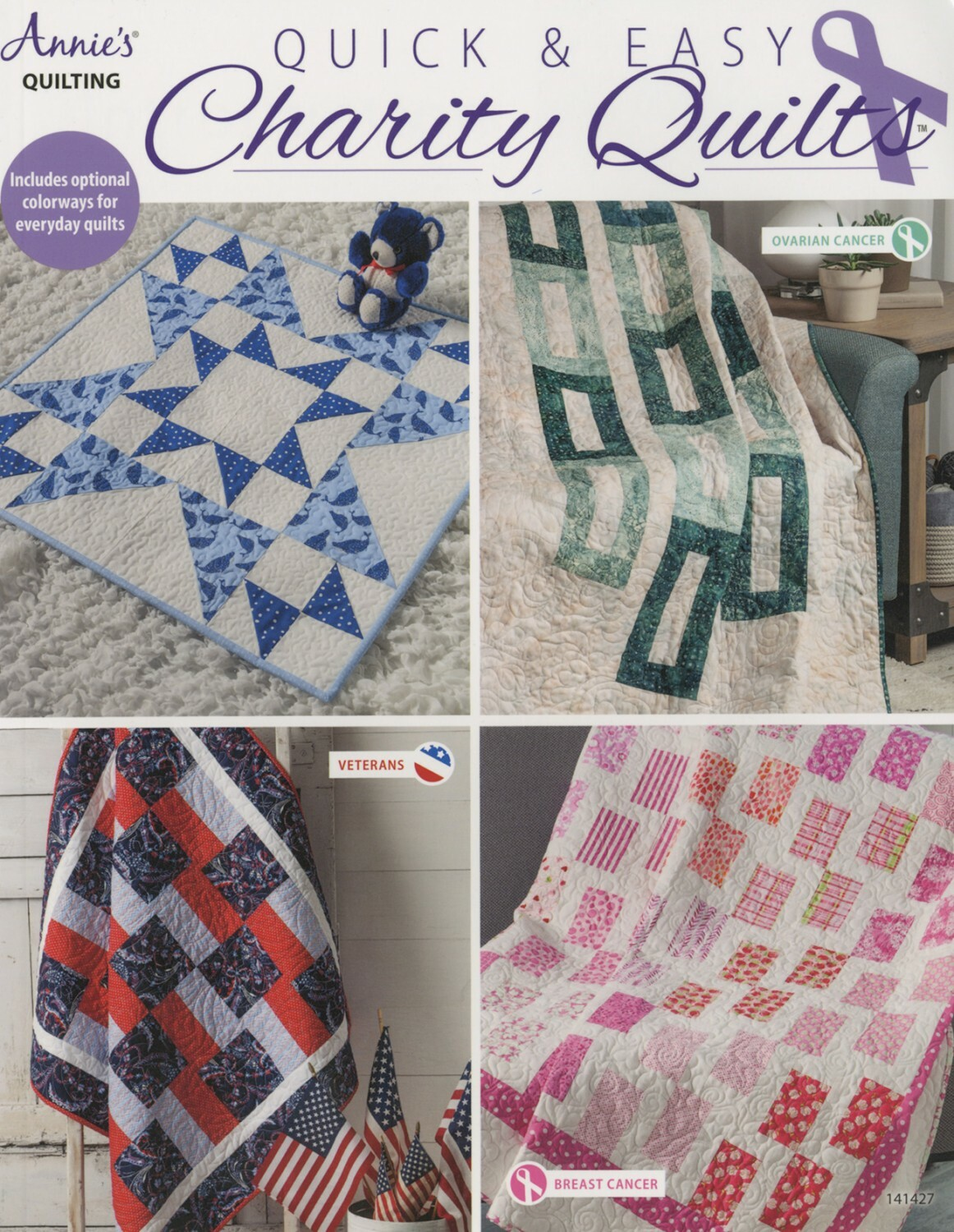 Charity Quilts 56471