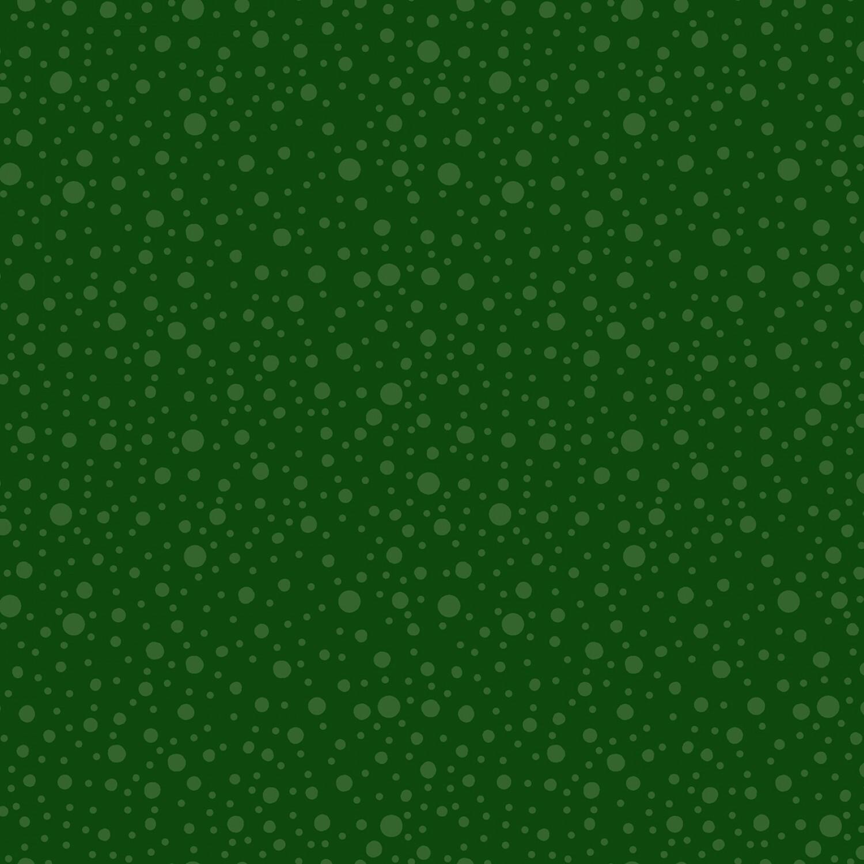 Green Dotty Dots - Wilmington Fabrics - 1/2m cut 56482