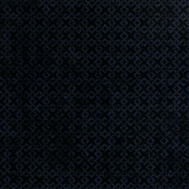 Black Criss Cross - Wilmington Fabrics - 1/2m cut 56474