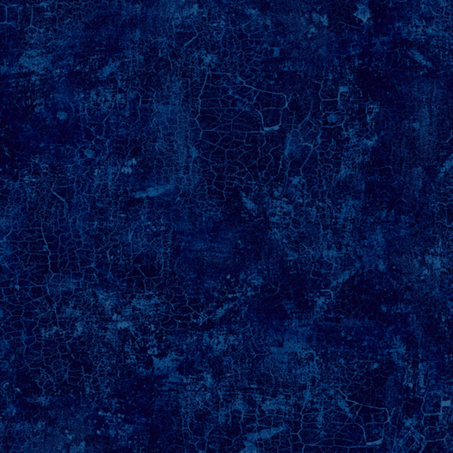 Navy Crackle - Wilmington Fabrics - 1/2m cut 56485