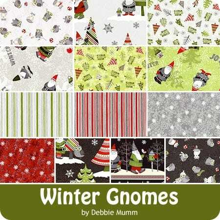 Winter Gnomes Charm Pack 56517