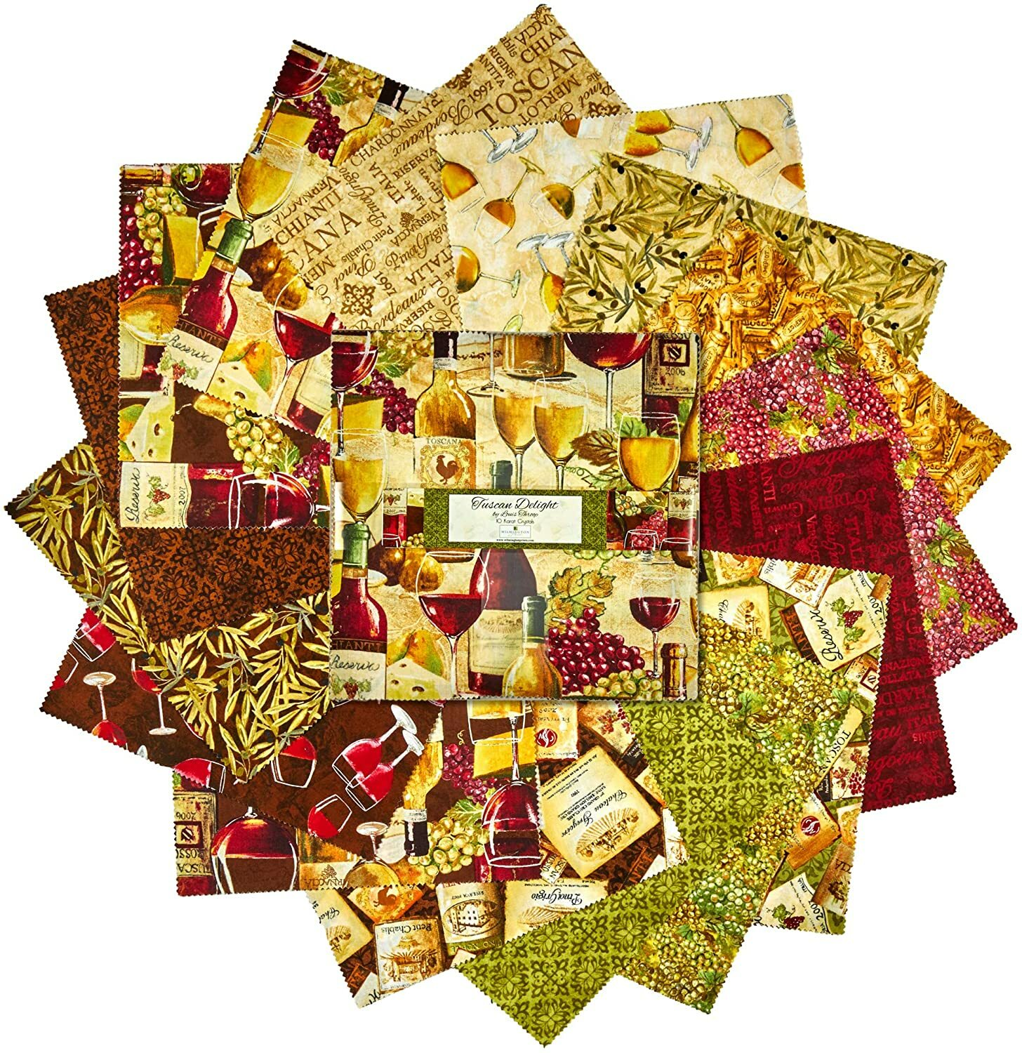 Tuscan Delight Charm Pack 56515