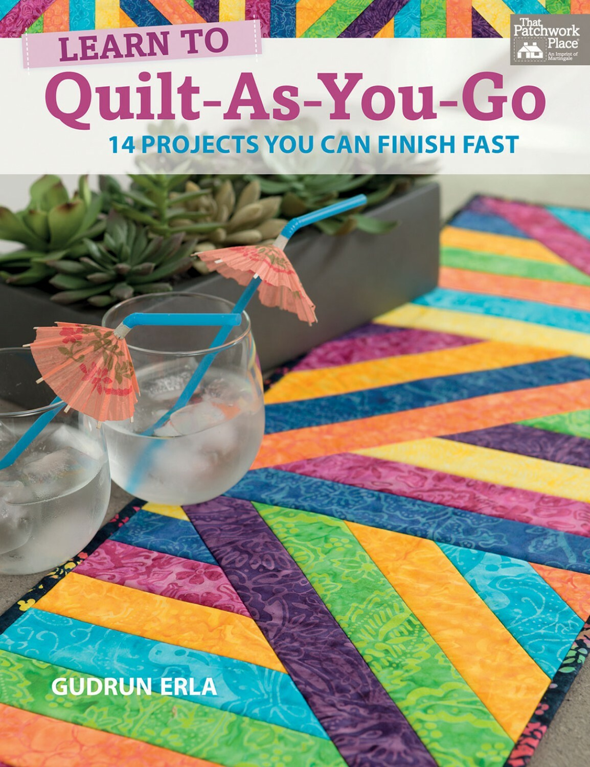 Learn to Quilt As You Go 56527