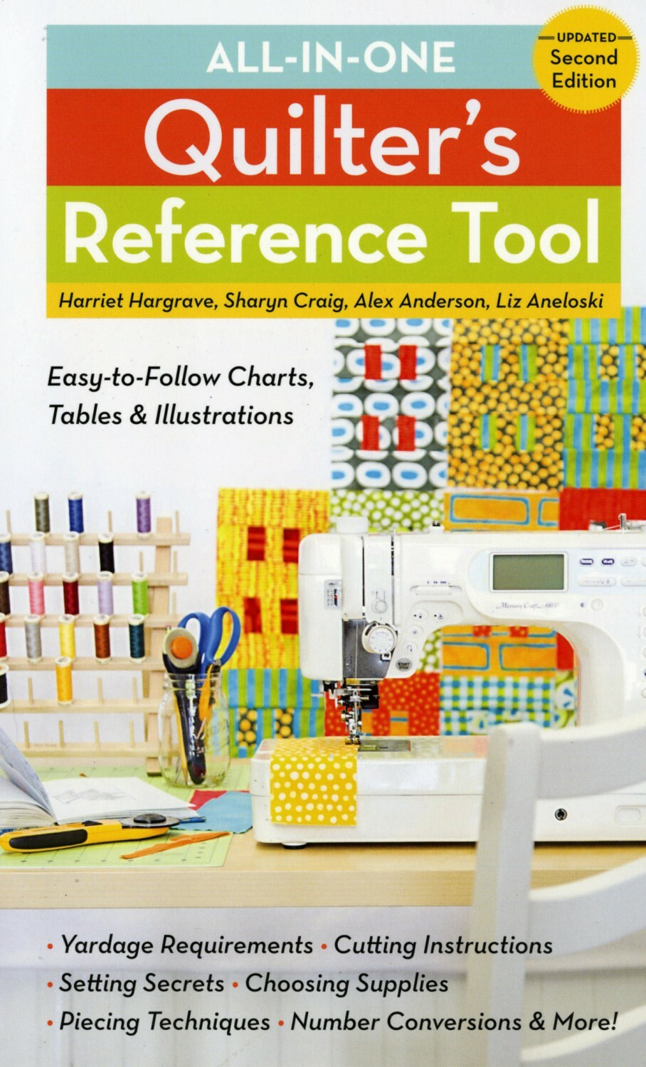 All In One - Quilter's Reference 56525