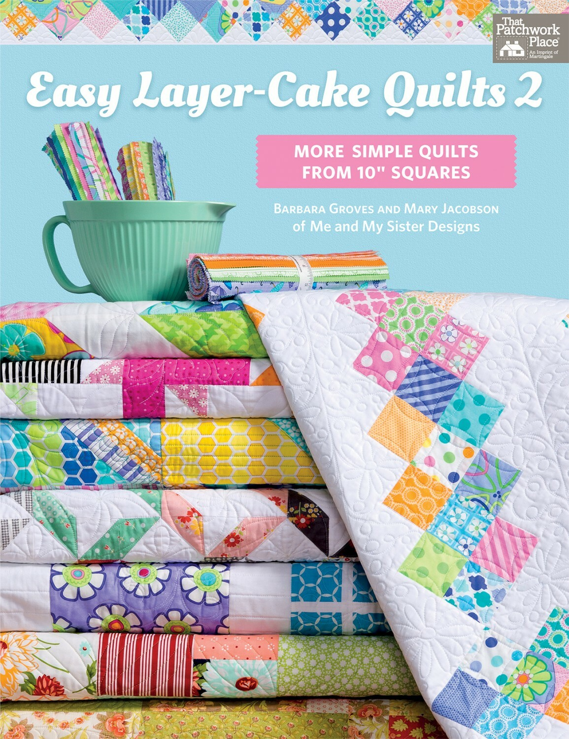 Easy Layer Cake Quilts 2 56526