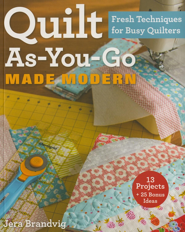 Quilt As You Go Made Modern 56528