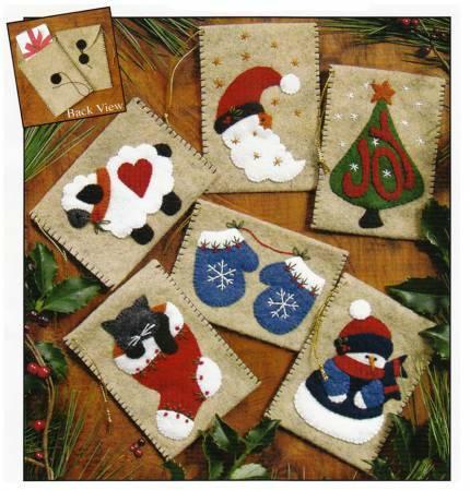 Gift Bag Ornament Kit 56542