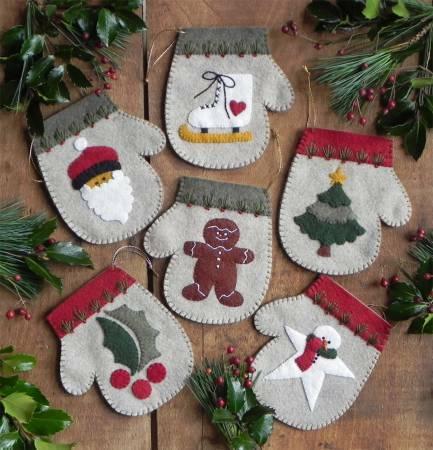 Warm Hands Ornament Kit 56541