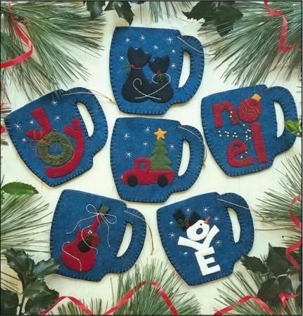 Merry Mugs Ornament Kit 56540