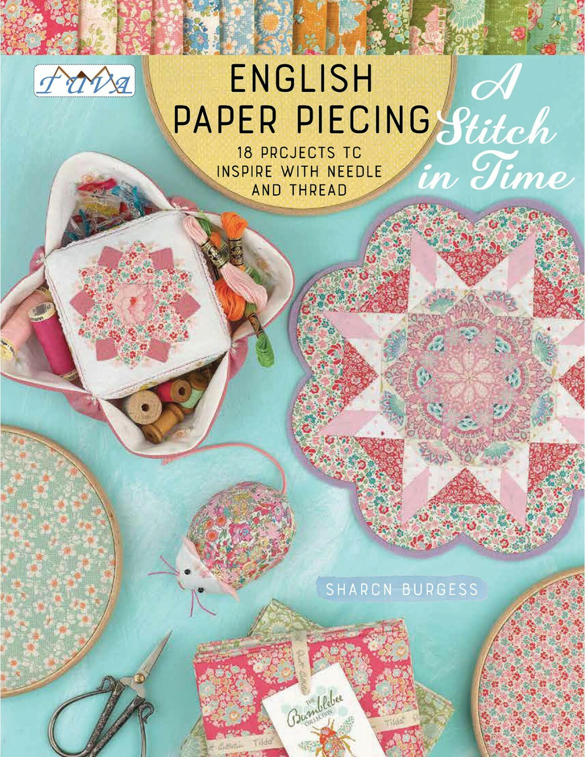English Paper Piecing: A Stitch In Time 56553