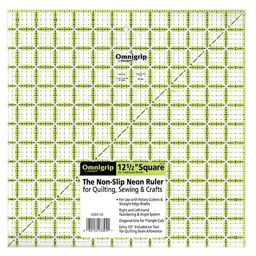 """12.5"""" Omnigrip Square Ruler 56598"""