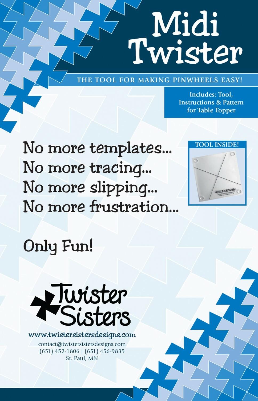 Midi Twister Template 56605