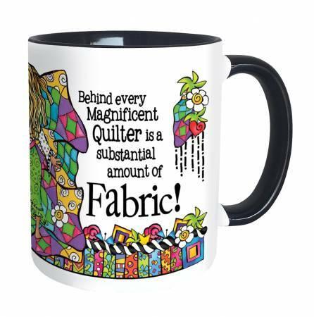 Fabric Mug 56609