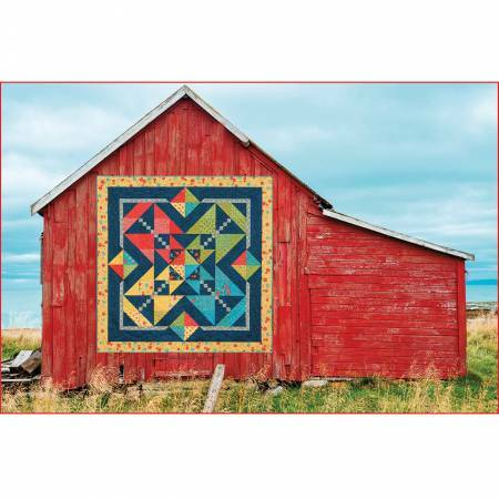 Red Barn Puzzle 56613