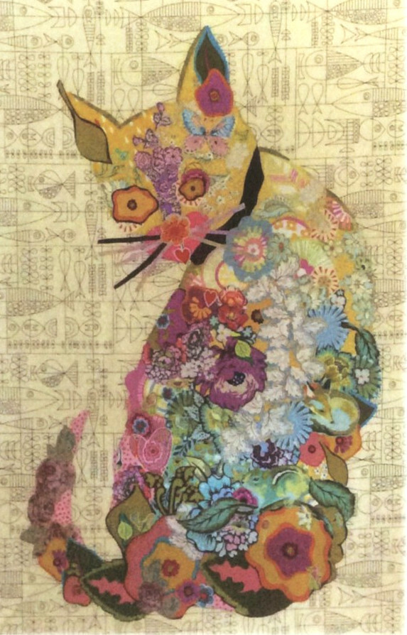 Animal Collage - ONLINE CLASS 56669