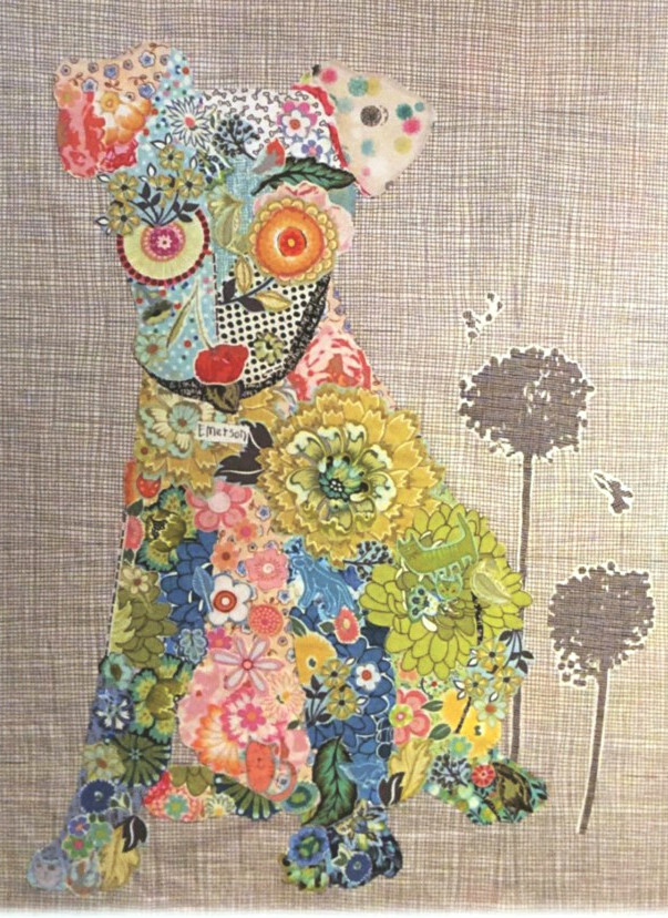 Animal Collage - ONLINE CLASS