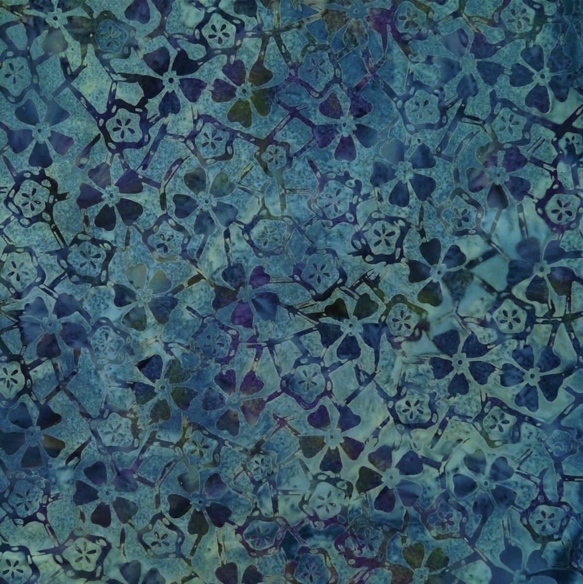 Jumper - Blue Cave - Batik - 1/2m cut 56780