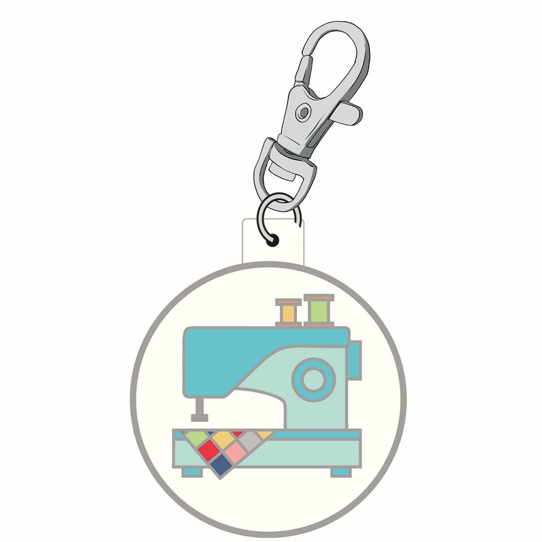 Sewing Machine Charm 56798