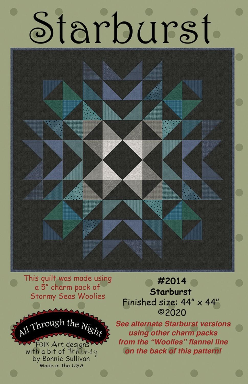 Starburst Pattern 56801