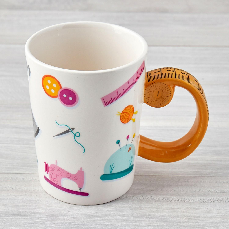 Tape Measure Mug 56808