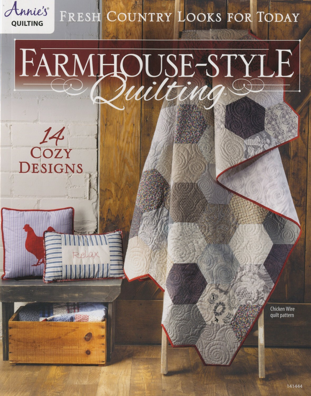 Farmhouse Style Quilting 56868