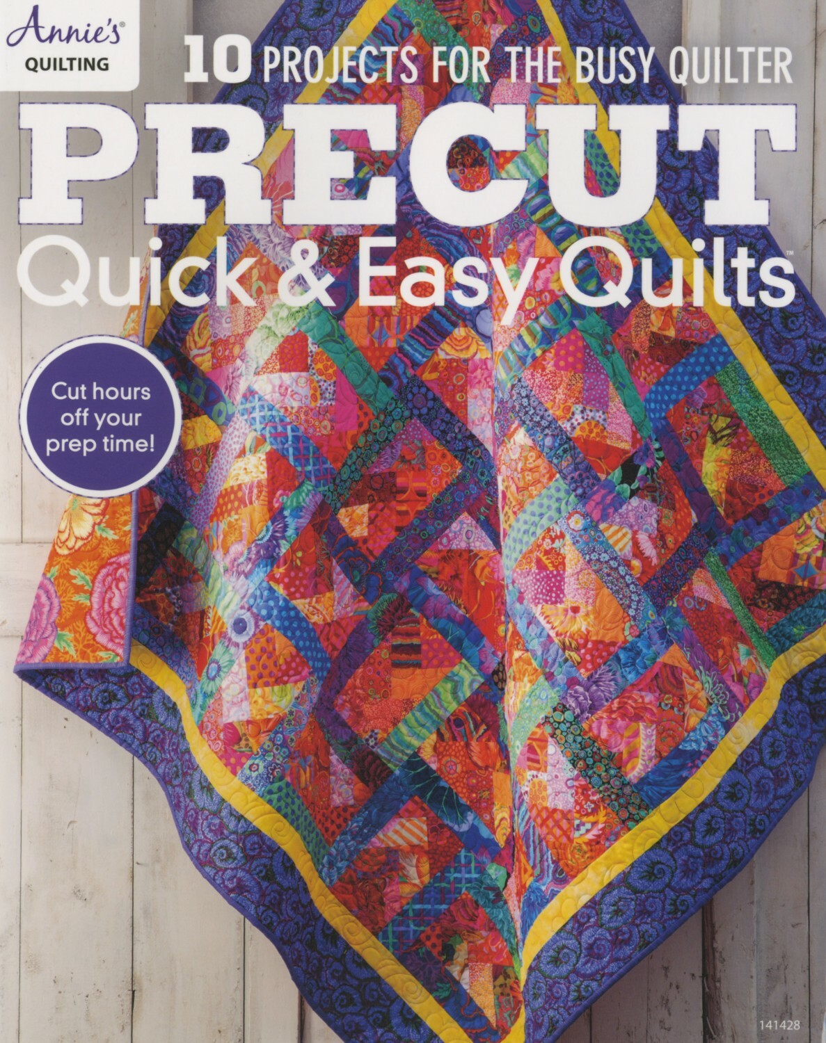 Precut - Quick and Easy Quilts 56867