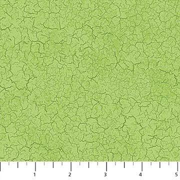 Bunny Love - Green Cracked - 1/2m cut 56923