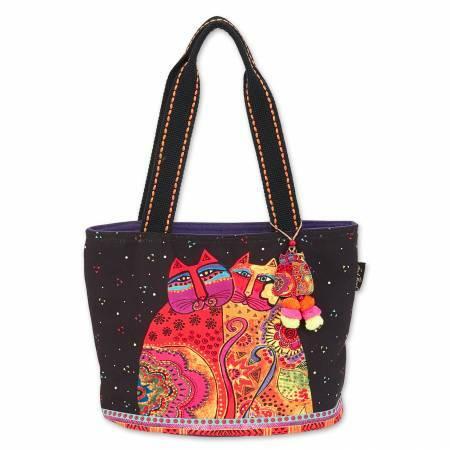 Laurel Burch Bag - Festive Felines 56946