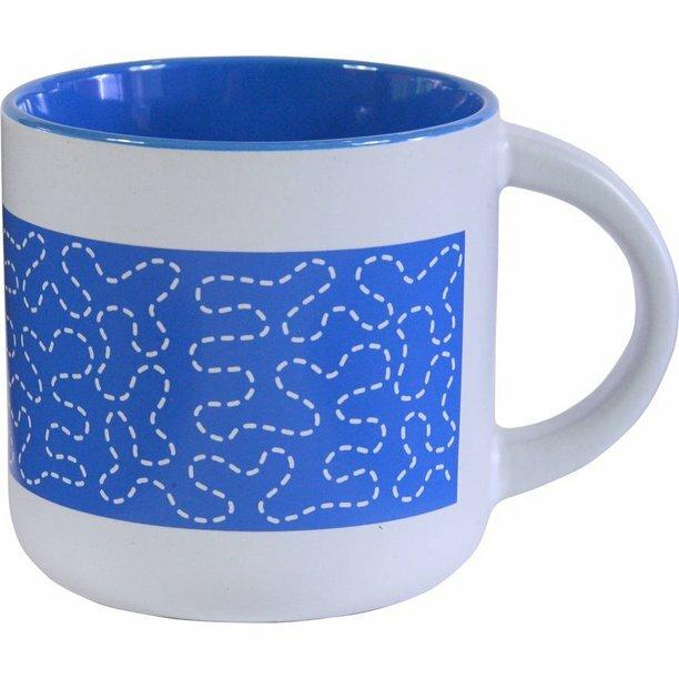Meandering Mug - Blue