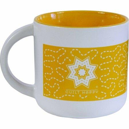 Meandering Mug - Yellow 56960