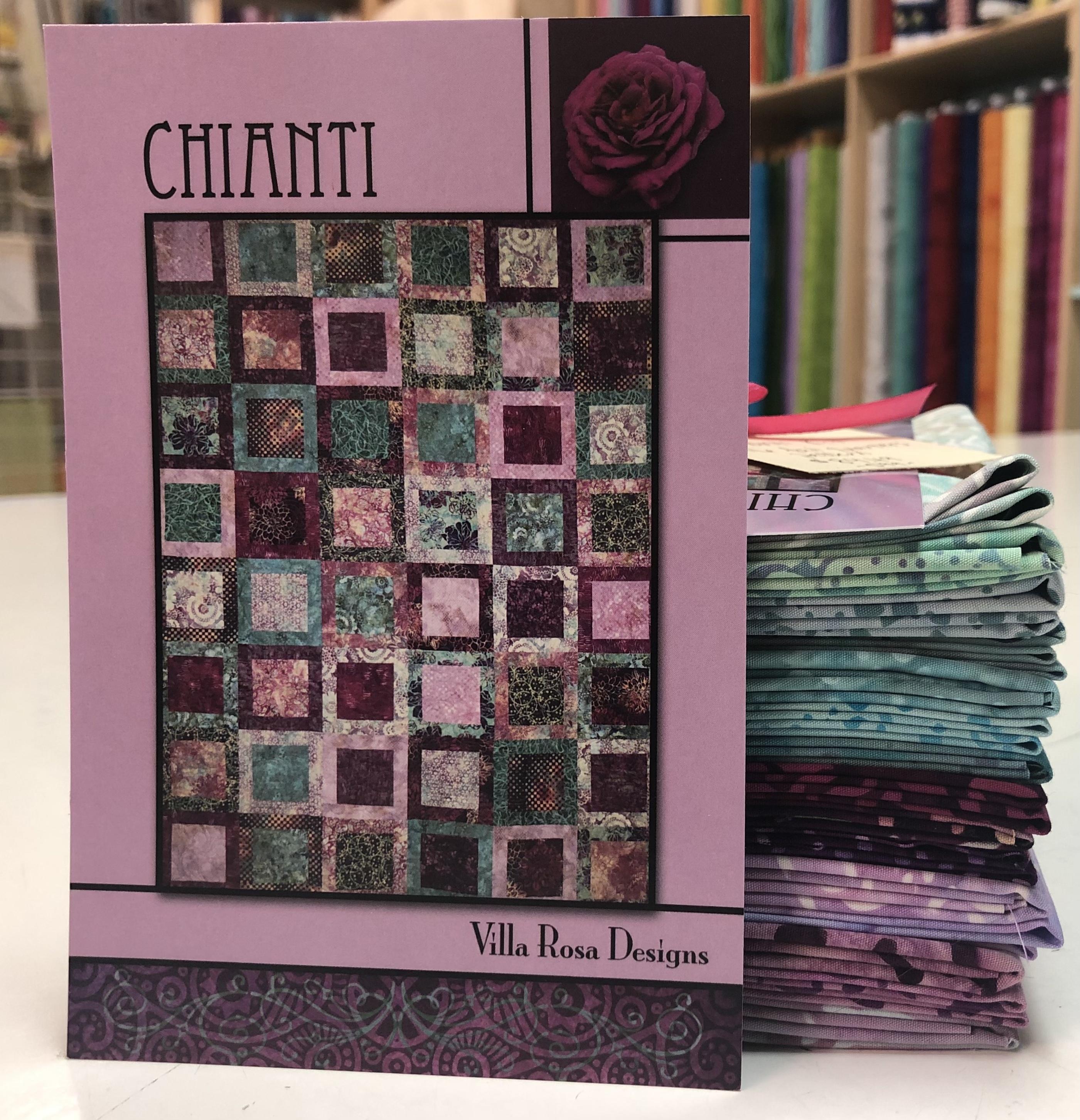 Chianti Quilt Kit 56090