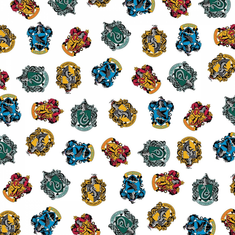 House Crests - Harry Potter  - 1/2m cut 56972