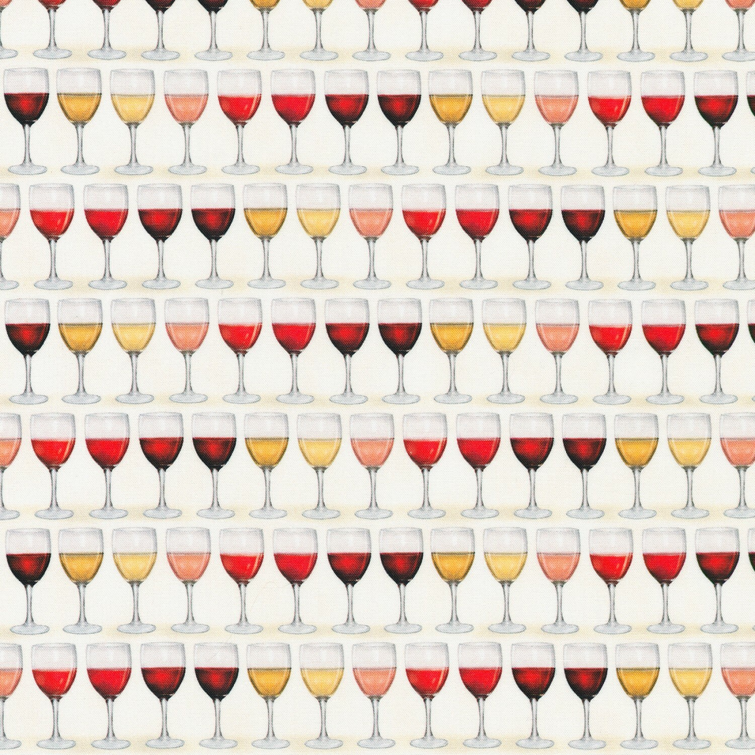 Uncorked - Wine Glasses - 1/2m cut 57017