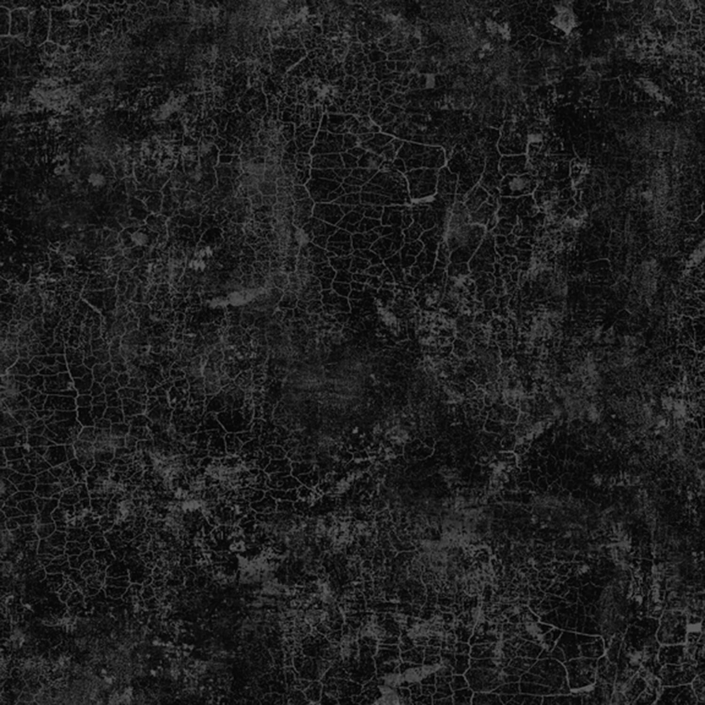 Black Crackle - Wilmington Fabrics - 1/2m cut 56982