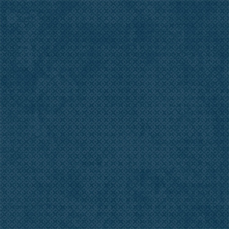 Blue Criss Cross- Wilmington Fabrics - 1/2m cut 56984
